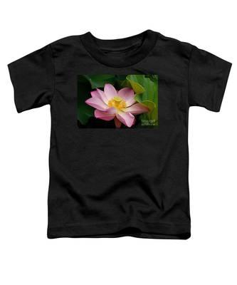 Sacred Lotus Toddler T-Shirt