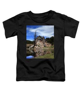 St. Malo Chapel Toddler T-Shirt