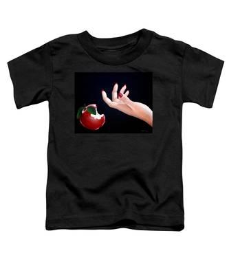 Temptation II Toddler T-Shirt
