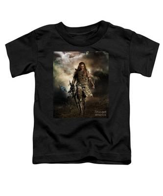 The Highlander Toddler T-Shirt