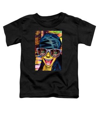 The New York City Tourist Toddler T-Shirt