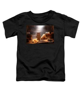 The Old Bathroom Toddler T-Shirt