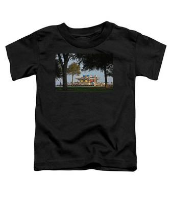 The Pier - St. Petersburg Fl Toddler T-Shirt