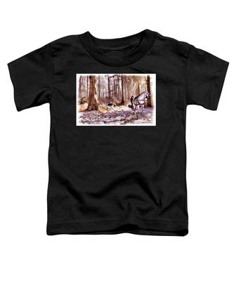 The Woodsman Toddler T-Shirt