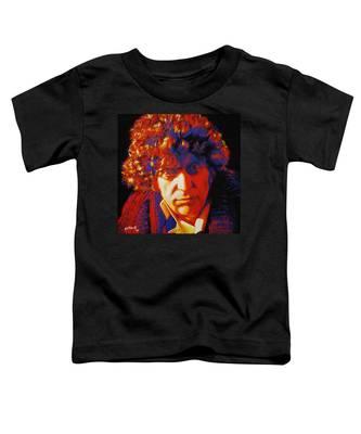 Tom Baker Toddler T-Shirt
