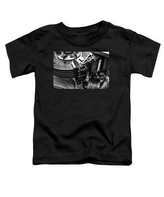 Vintage Hard Drive Toddler T-Shirt