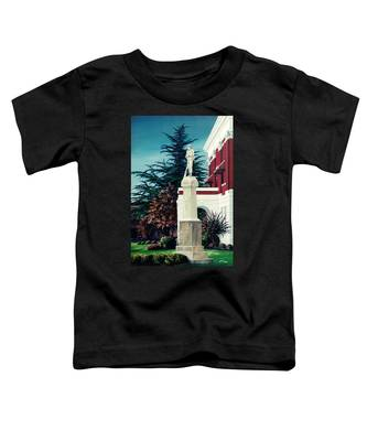 White County Courthouse - Civil War Memorial Toddler T-Shirt