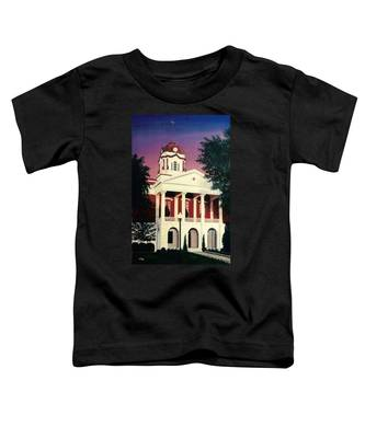 White County Courthouse Toddler T-Shirt