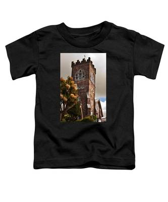Irish Church Toddler T-Shirt