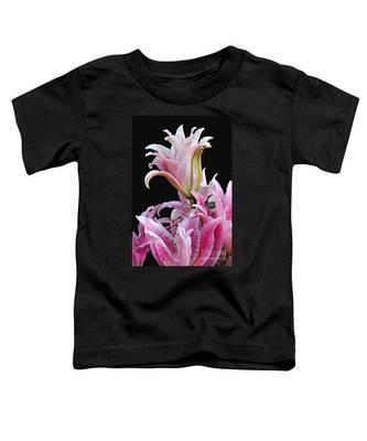 Luscious Lilies Toddler T-Shirt