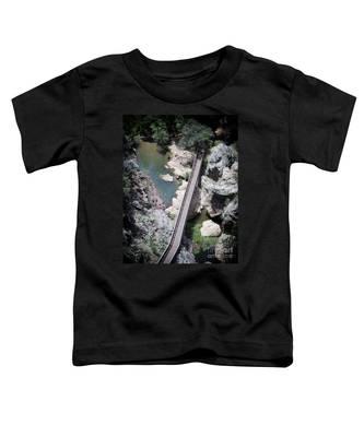 The Foot Bridge Toddler T-Shirt