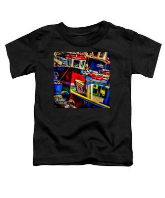 Fishing Fleet Toddler T-Shirt