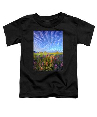 All Things Created And Held Together Toddler T-Shirt