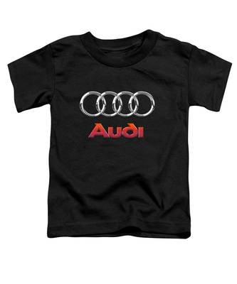 Luxury Cars Toddler T-Shirts