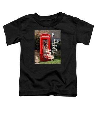 Before The Web Toddler T-Shirt