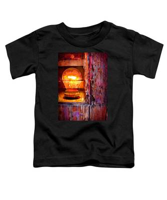 Toddler T-Shirt featuring the photograph Bright Idea by Skip Hunt
