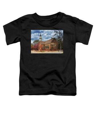 Bruton Parish Church Toddler T-Shirt