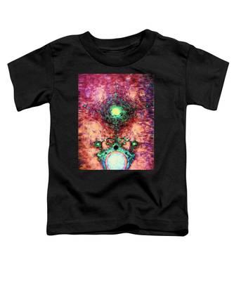 Burning Dust Toddler T-Shirt