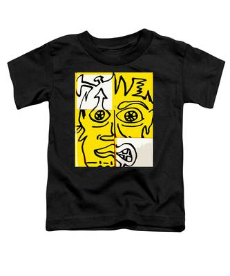 Chaz Toddler T-Shirt