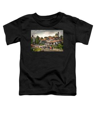 City - Veliko Tarnovo Bulgaria Europe Toddler T-Shirt