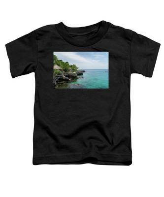 The Cliffs Of Negril Toddler T-Shirt