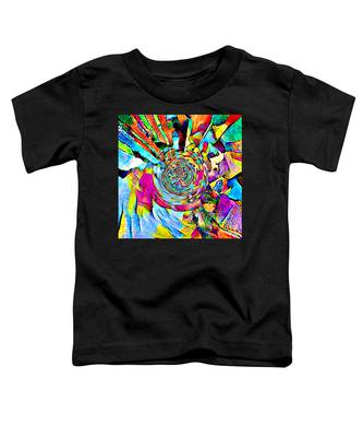 Color Lives Here Toddler T-Shirt