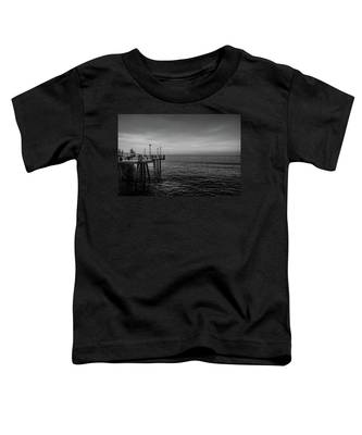 Early Morning Redondo By Mike-hope Toddler T-Shirt
