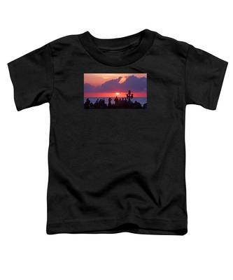 Easter Sunrise Beach Service Toddler T-Shirt