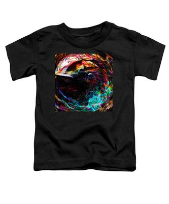Eyes Of The World Toddler T-Shirt