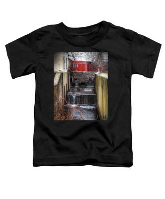 Feeder Canal Lock 13 Toddler T-Shirt