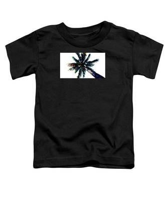 Frazzled Palm Tree Toddler T-Shirt