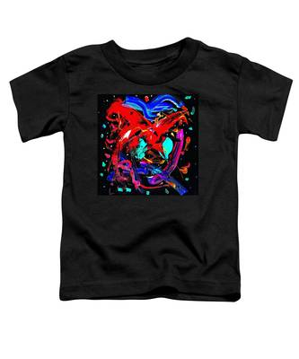 Living Heart Toddler T-Shirt