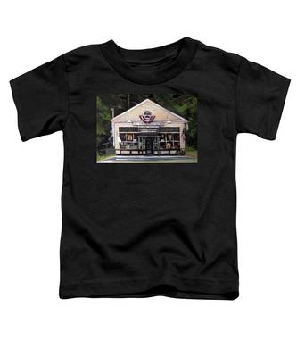 Granville Country Store Front View Toddler T-Shirt