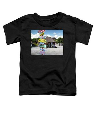 Here's What's Here 2 Toddler T-Shirt