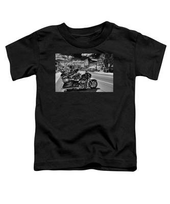 Hogs On Main Street Toddler T-Shirt