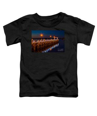 Holiday On The Docks Toddler T-Shirt