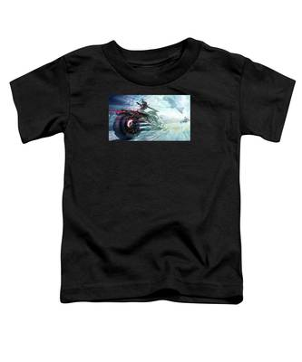 Holy Crap That Is Fast. Toddler T-Shirt