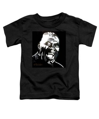 howlin Wolf Toddler T-Shirt