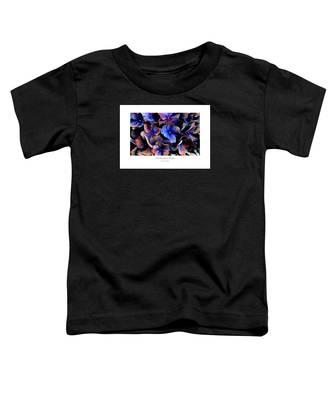Hydranga Hues Toddler T-Shirt