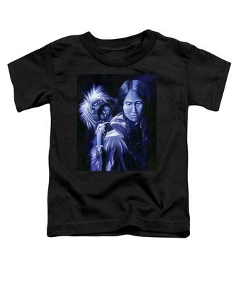 Inuit Mother And Child Toddler T-Shirt