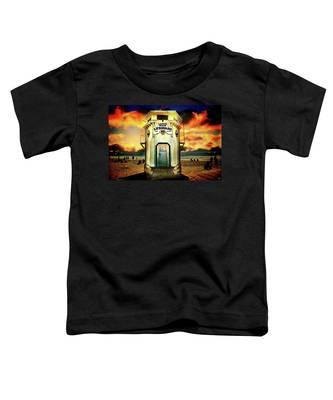 Laguna Beach Lifeguard Hq Toddler T-Shirt