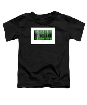 Les Arbres Toddler T-Shirt