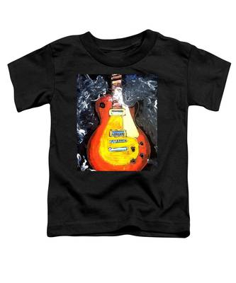 Les Paul Live Toddler T-Shirt