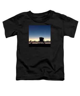 Life Guard Shack Toddler T-Shirt