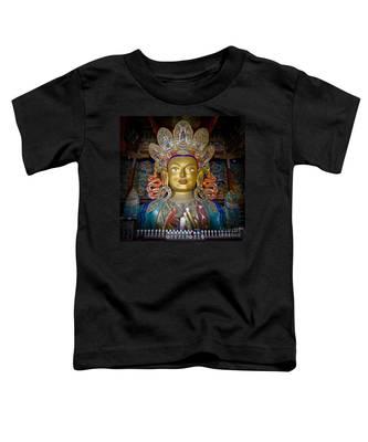 Maitreya Buddha Toddler T-Shirt