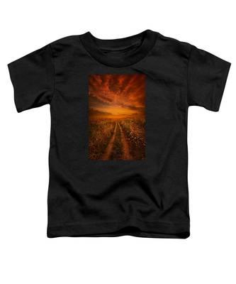 Miles And Miles Away Toddler T-Shirt
