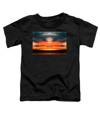 Sunset Dream Toddler T-Shirt