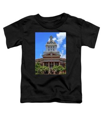 Morgan County Court House Toddler T-Shirt