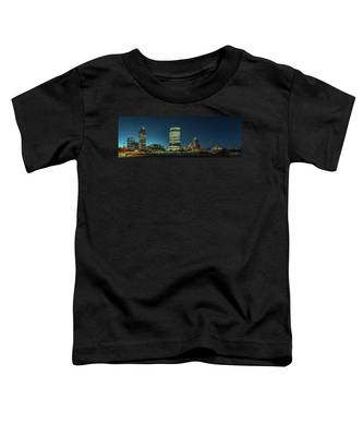 New Milwaukee Skyline Toddler T-Shirt