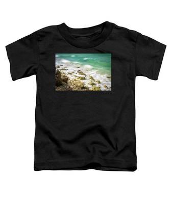 Oceanside In Trelawny, Jamaica Toddler T-Shirt